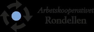 Logotyp Arbetskooperativet Rondellen